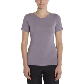 Giro Mobility T-shirt V-Neck Damer, grey ridge heather